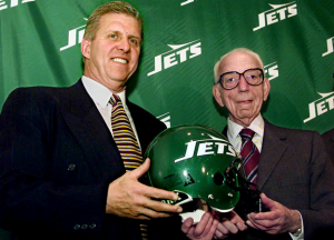 Parcells and Hess