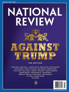 National review Stop Trump